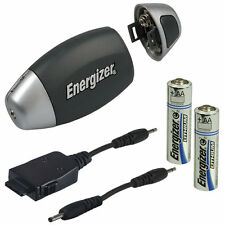 ENERGIZER CEL2SPR Cell Phone Charger, 2 AA, Sprint/Samsung