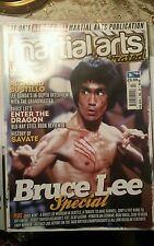 Bruce lee, enter the dragon m.a.i  feb 2015 vol27 no8 my last issue. .new.