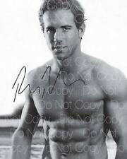 Ryan Reynolds signed sexy nude 8X10 photo picture poster autograph RP