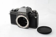 "Contax S2b 35mm SLR Film Camera Body Only ""Excellent++""  #0618"