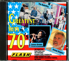 GREATEST HITS OF THE 70'S - CD COMPILATION