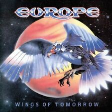 Wings Of Tomorrow - Europe (2013, CD NEUF) 8718627220672
