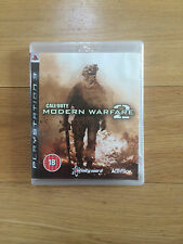Call of duty: modern warfare 2 (MW2) pour PS3
