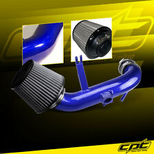09-15 Lancer 2.4L 4cyl Automatic Blue Cold Air Intake + Stainless Filter