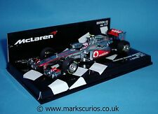 Minichamps 1:43 - Vodafone McLaren Mercedes MP4-26 Jenson Button 2011 - 114304