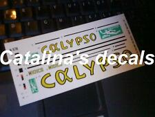 Cousteau's PBY Catalina DECALS 1:72 Revell H-576