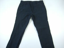 ROGUE STATE NAVY BLUE 32 CASUAL PANTS MENS PREOWNED