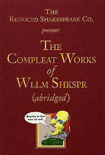 Acceptable, The Compleat Works of Wllm Shkspr (Abridged) (Abridged), Jess Borges