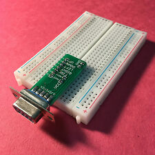 *NEW* Joystick Breadboard Breakout for C64 VIC20 Atari 2600 VCS Development