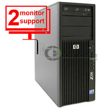 HP Z200 Workstation FL980UT Intel Xeon Quad Core X3440 2.53GHz 4GB 250GB