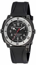 JeanRichard Aquascope Diving Mens watch 60140-11-611zac6d Brand New in Box!