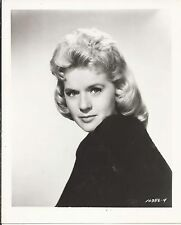 CONNIE STEVENS  10X8   VINTAGE PHOTO RARE  PORTRAIT BLONDE