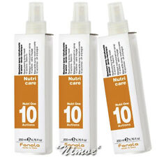 Nutri One Care 10 Actions 3 x 200ml Fanola ® Restructuring Spray Mask leave-in