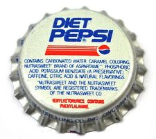 Diet pepsi cola tapita estados unidos soda bottle cap cincinnati