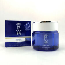 *US TRACK*New In Box: Kose Sekkisei Herbal Gel, face gel, brightening, 80g