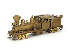 "UNITED SCALE MODELS HO H0 Brass Laiton Messingmodell 2-TRUCK SHAY Class ""B"""