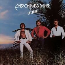 EMERSON LAKE PALMER - LOVE BEACH -  CD NUOVO