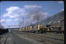 351073 E L Alco Rs 3 951 con tren 1969 A4 Foto Impresión