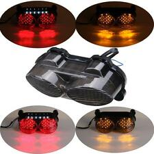 For Kawasaki ZR7S ZX6R ZX9R ZX900 ZZR600 Rear  LED Tail Light Turn Signals