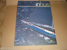 INHUIS Royal Huisman Fall Winter 2014 -2015 Yacht Catalog and News SAILBOATS