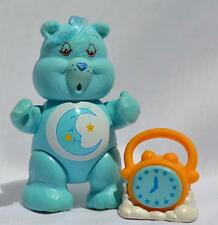 Vintage Poseable CARE BEAR Figure 1983 Kenner BEDTIME Toy Accessory Complete