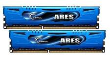 8GB G.Skill DDR3 PC3-17000 2133MHz Ares Low Profile CL9 Dual Channel kit