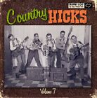 Country Hicks vol. 7. Hillbilly, Rockabilly, Rock n Roll.