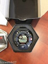 New Casio G-Shock GW9400-1 Rangeman Shock Resistant Triple Sensor Men's Watch
