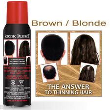 Jerome Russell Spray on Hair Color Thickener Spray 3.5oz. (brown/ blonde )