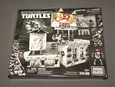 Mega Bloks Rooftop Combat Teenage Mutant Ninja Turtles Eastman and Laird's DPD80