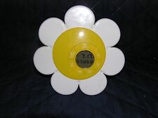 Discovery Kids Daisy Bloom Projection Alarm Clock - Flower Ceiling Wall