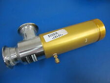 Huntington model PV-200-SF Pneumatic right angle Valve