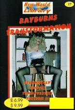 NWL #17 - Rayburns Transformation - Transvestite/Crossdressing Fiction