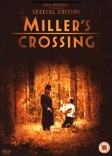 NOIRISH GANGSTER DVD – COEN BROTHERS – MILLER'S CROSSING