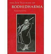 Acceptable, The Zen Teachings of Bodhidharma, Bodhidharma, Book