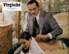 VITTORIO GASSMAN ORNELLA MUTI  VIRGINITE VIRGINITY 1976 VINTAGE LOBBY CARD #2