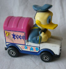 Matchbox- Walt Disney WD 11 Donald Duck - Eis Creme   - Made in Hong Kong