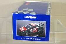 ACTION 034303 1/18 OPEL V8 COUPE E U ALZEN 3 DTM 2000 PM MAGAZIN MINT BOXED nc