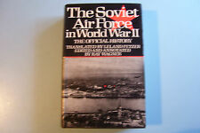THE SOVIET AIR FORCE IN WORLD WAR II. The Official History. Ray Wagner (ed).