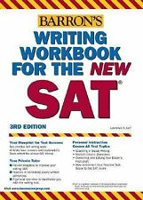 Writing Workbook for the New SAT (Barron's SAT Writing Workbook)