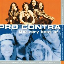 = PRO CONTRA - THE VERY BEST OF  /  CD sealed