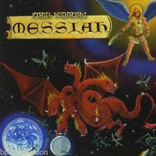 MESSIAH - FINAL WARNING (*NEW-CD, 2010, Retroactive) Classic Christian Metal