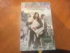 DOCTOR DR WHO RELATED BBC PAPERBACK - TORCHWOOD - FIRST BORN