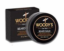 Woodys Beard Balm for Men Styling Wax Conditioner Shine Barber