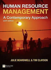 Human Resource Management: A Contemporary Approach Plus MyManagementLab...