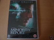 DVD: Minority Report : Tom Cruise  Spielberg : Sealed