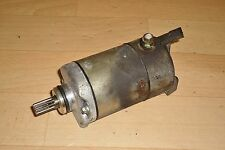 KAWASAKI ZR550 ZR 550 ZEPHYR ORIGINAL ELECTRIC STARTER MOTOR *WORKS* 1991-1999