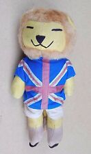 Vintage World Cup Willie England Football Mascot Soft Lion Toy 1966