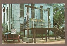 VINTAGE POSTCARD UNPOSTED OLD JAIL ST AUGUSTINE FLORIDA