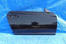 2005 CHRYSLER CROSSFIRE #11 FRONT RIGHT PASSENGER EXTERIOR DOOR SHELL OEM BLACK